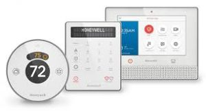 Honeywell's Lyric system from Smithville Security