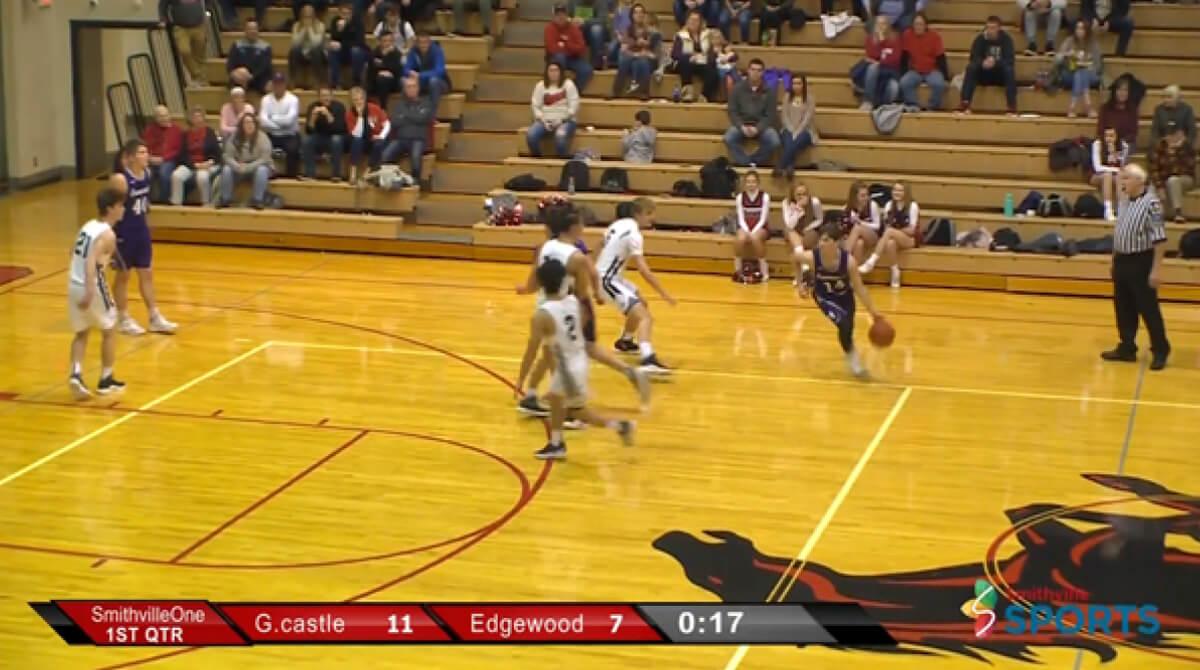 Basketball Game Coverage